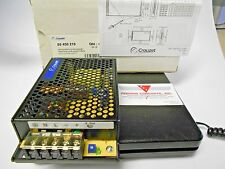 CROUZET AUTOMATION SWITCHING MODE AC/DC POWER SUPPLY 24V 2.5A 60W 89450210 NEW