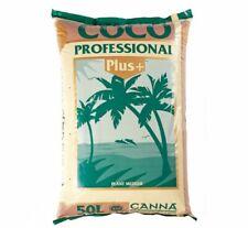 Canna Coco Professional PLUS 50L Bag - Hydroponics Growing Media Coconuts
