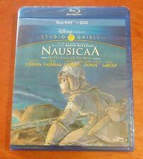 Nausicaa of the Valley of the Wind Blu-ray Uma Thurman  Patrick Stewart  Olmos