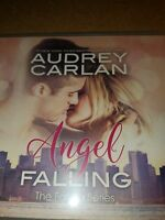 Falling: Angel Falling 1 by Audrey Carlan (2017, CD, Unabridged)