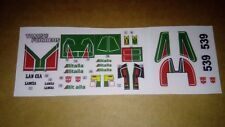 A Transformers complete premium quality replacement decal sheet for G1 Wheeljack