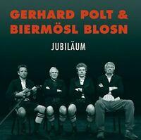 GERHARD/BIERMÖSL BLOSN POLT - JUBILÄUM 2 CD NEU
