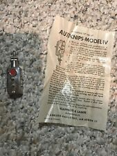 Vintage Autoknips Iv Shutter Release Timer Camera Accessory w/ instructions
