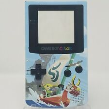The Legend of Zelda Wind Waker complete Gameboy Color handheld housing shell gbc