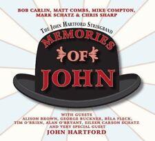 The John Hartford Stringband - Memories Of John [CD]