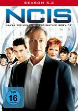 MARK HARMON,LAUREN HOLLY COTE DE PABLO - NAVY CIS S5.2 MB  3 DVD NEU