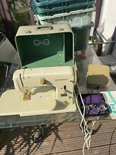 Bernina 700 Electric Sewing Machine with some accessories