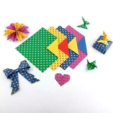 Japan Chiyogami Stars Origami Paper 12 sheets both sides OR062
