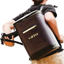 24 Can VAKKER Insulated Soft Cooler Backpack Waterproof Leakproof Lightweight