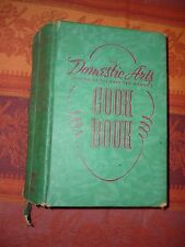 Domestic Arts Edition of the American Woman's Cook Book 1939 Ruth Berolzheimer