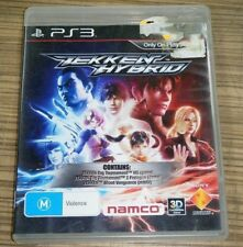 Sony Playstation 3 PS3 Game - Tekken Hybrid