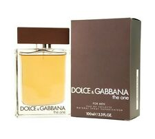 D&G The One Dolce Gabbana Men 3.3 oz 100 ml *Eau De Toilette* Spray Nib Sealed