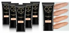 MAX FACTOR CC COLOR CORRECTING CREAM SPF 10 * CHOOSE YOUR SHADE *