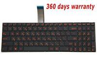 For Asus X550JD X550JK X550JX X550L X550VX Laptop Keyboard Hebrew US HE Israel