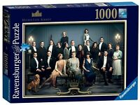 Ravensburger Downton Abbey Movie 1000pc Jigsaw Puzzle 15034