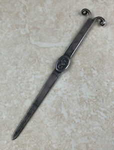 Vintage Sterling Silver Letter Opener Weight 24g