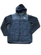 Youth Boys The North Face Hooded Jacket - Boys Size L - 14