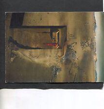 C1980's Art Card - Salavador Dali Figures / Spanien