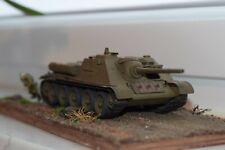 1:35 MODELLE 2 WK Sowjetische SAU-100 Panzer
