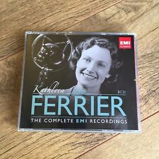 Kathleen Ferrier - Kathleen Ferrier: The Complete EMI Recordings 3 CDs