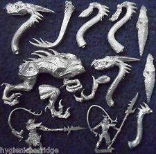 2007 Dark Elf War Hydra 1 Games Workshop Elven Army Drow Warhammer D&D Monster