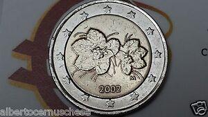 usata used 2 euro 2002 Finlandia finlande finnland suomi finland