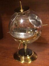 vintage Sputnik weather station Thermometer, Barometer, etc made in West Germany