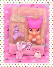 ❤️NEW My Little Pony MLP G3 G3.5 Newborn Cuties Scootaloo Baby Party Hat B-day❤️