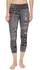 Women's Nike Power Essential Printed Capri Tight Leggings 872810-065 Sz Md New!