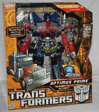 transformers HFTD optimus prime leader MISB