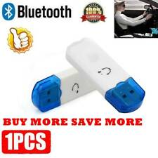 Car USB Bluetooth Wireless Stereo Audio Music Speaker Receiver Adapter Dongle DD