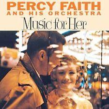 Percy Faith - Music for Her [New CD] Bonus Tracks