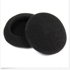10Pieces 50mm Foam Replacement Ear Cushions Sponge Earpads Covers for Headphones