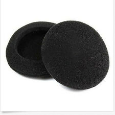 10 Pieces 50mm Foam Replacement Ear Cushions Earpads Covers for Headphones
