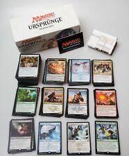 289 MTG (Magic the Gathering) Karten Sammlung Origins Tarkir Fate Reforged