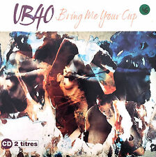 UB40 CD Single Bring Me Your Cup - Holland (VG+/M)