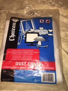 Chateau Dust Cover XL 10ft X 20ft
