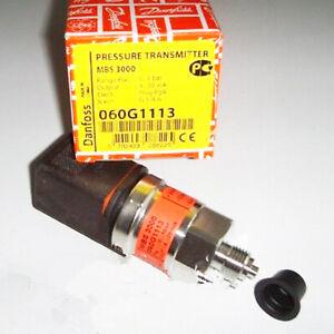 H●DANFOSS MBS 3000 060G1113 Pressure Sensors New