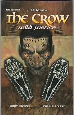 The Crow (allemand) # 4-Wild Justice-J. O 'Barr's - Culte éditions 1997-Z 1-2