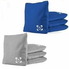 Professional Cornhole Bags - Set of 8 Regulation All Weather Two Sided Bean Bags