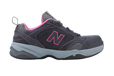 Women's New Balance 627v1 Work Shoe Charcoal Size 6 #NG4DN-M360