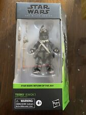 Star Wars The Black Series Teebo the Ewok 6-Inch Action Figure In Stock