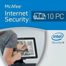 McAfee Internet Security 2021 10 Appareils 1 An 2020 FR