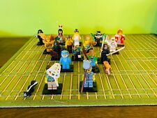 Lego 71011 Collectible Minifigures Series 15 Complete Set of 16