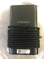 NEW LATEST DELL LATITUDE INSPIRON 65W AC ADAPTER & CORD 8RFW6 JNKWD 450-19034