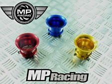 Pit bike supermoto carburettor racing carb venturi fits all carbs VM26 RED