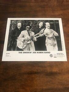Vintage Smokin' Joe Kubek Band Press Promotional Photo 8x10