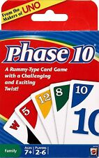 Phase 10 Kartenspiele