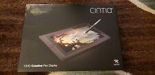 Wacom Cintiq 13HD DTK1300 Creative Pen Display ~ Mint, Original Packaging