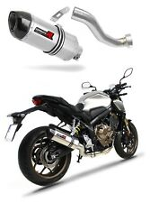 CB 650 R CB650R Exhaust HP1 Dominator Racing silencer muffler 2019 - 2020